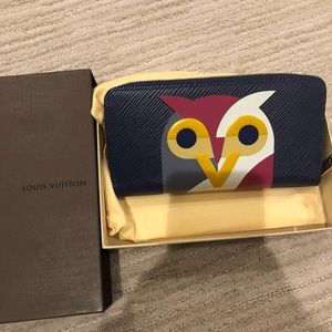 Louis Vuitton limiter edition Wallet